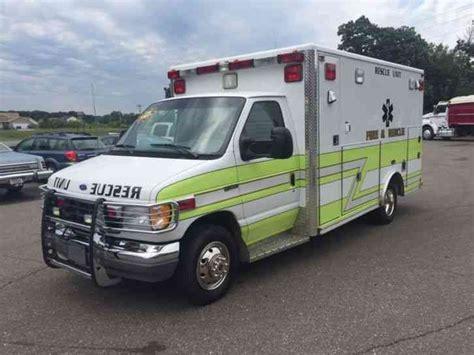 ford   emergency fire trucks