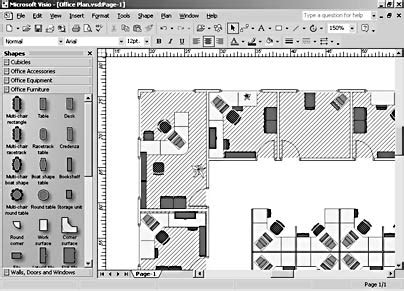 visio 2013 scale chapter 16 measuring and dimensioning with precision