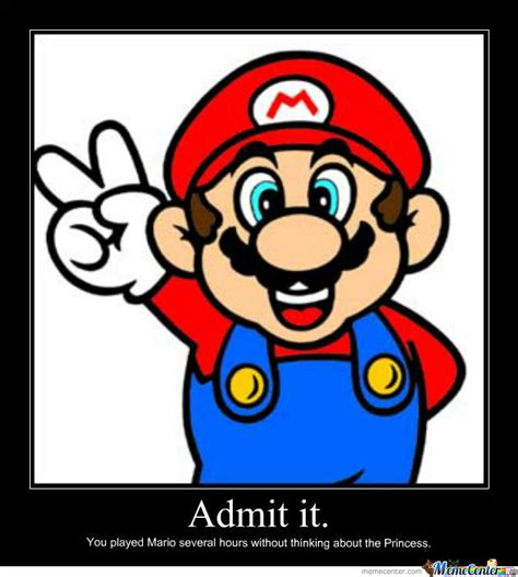 Mario Memes - mario by ciellemakiling meme center