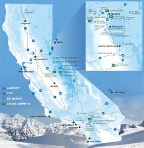 ski california map 2016 17 california ski resort opening dates snowbrains