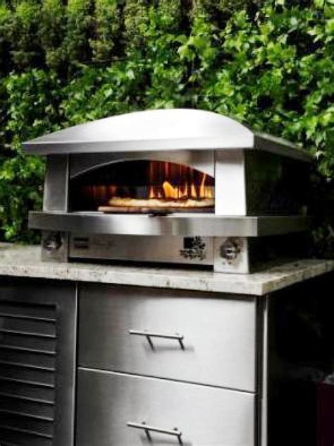 pizza oven for backyard outdoor kitchen trends diy