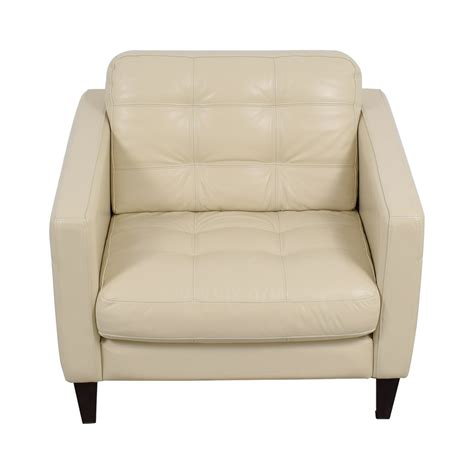 White Leather Accent Chair White Leather Accent Chair White Accent Chair White Leather Accent Chair Canada With White