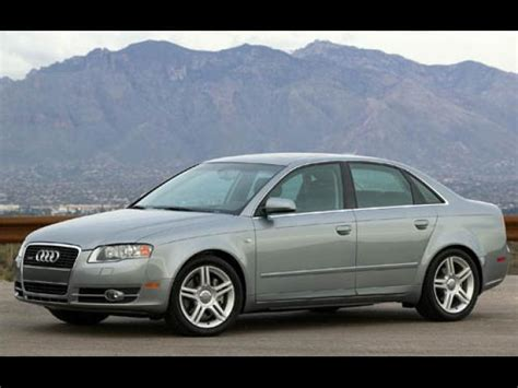Sell Audi A4 by Sell 2005 Audi A4 In Peddle