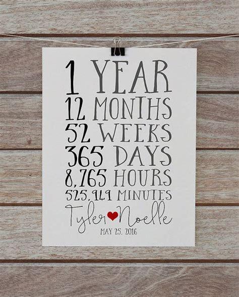 1 year anniversary gift ideas boyfriend first anniversary together 1 year anniversary gift for