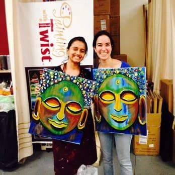paint with a twist fort lauderdale painting with a twist 99 photos paint sip fort