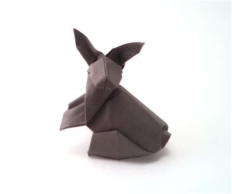 Origami David Brill - origami rabbits and bunnies page 1 of 3 gilad s
