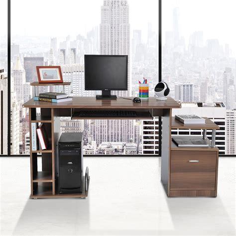 mesas de escritorio de madera mesa para pc tipo escritorio de oficina para ordenador