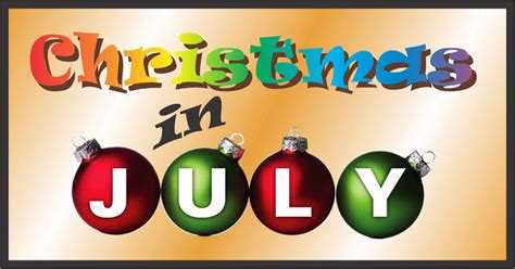 christmas in july july 2014 crop a while