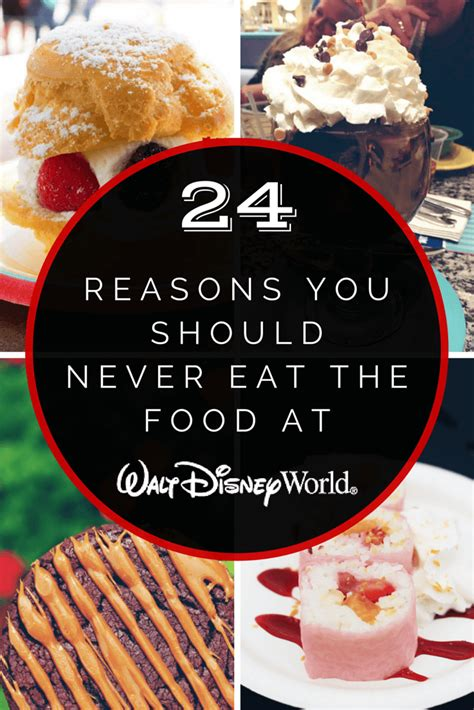 Should You Do All The Cooking by 24 Reasons You Should Never Eat The Food At Disney World
