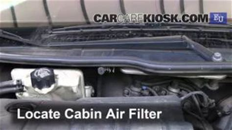 Bad Cabin Air Filter by How To Add Refrigerant To A 2000 2005 Peugeot 206 2004