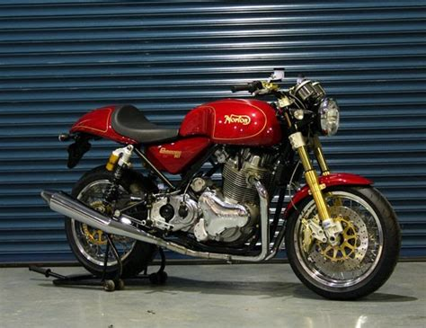 Norton Commander Motorrad by Hot Moto Speed Norton Commando Bike Gallery
