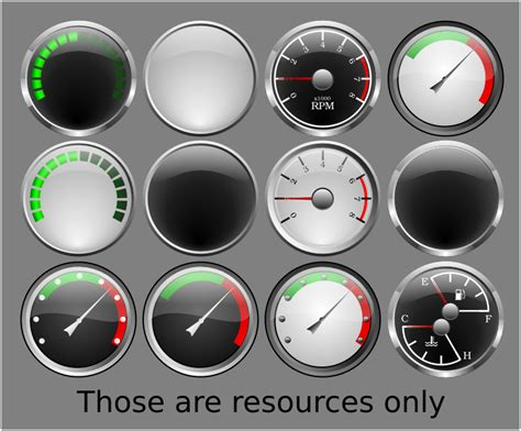 qt5 custom layout user interface qt automotive embedded cluster icp