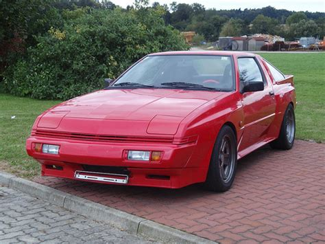 Chrysler Starion by Flickr Discussing Mitsubishi Starion Chrysler Conquest