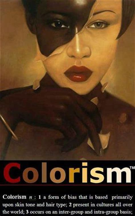 colorism in the black community colorism why this is a still a major problem in