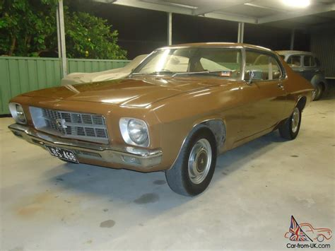 hq holden monaro 2 door coupe non gts 6cyl manual