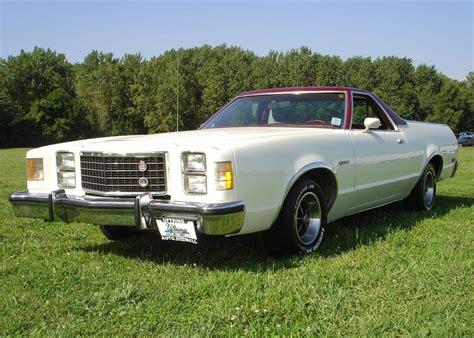classic ford cars 1979 ford ranchero pickup 61078