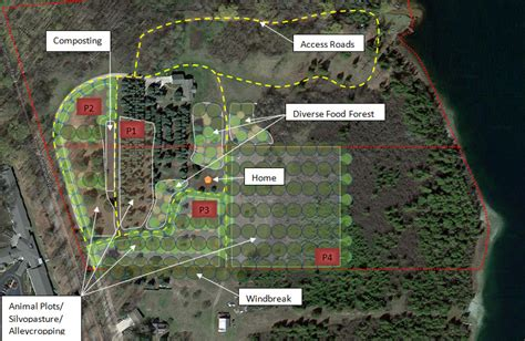 farm layout on farm layout homestead layout and small farm realeyes farm permaculture design zones 2 4 layout detail realeyes permaculture homestead