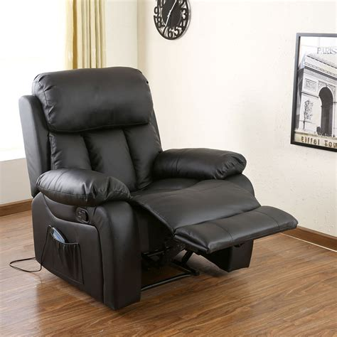 massage sofa chair chester heated leather massage recliner chair sofa lounge