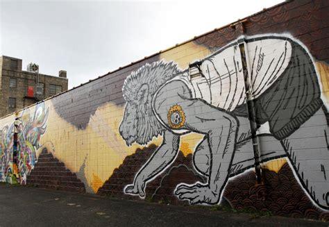 public murals  graffiti prevention minnesota public