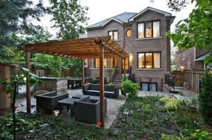 Pergola garden design ideas