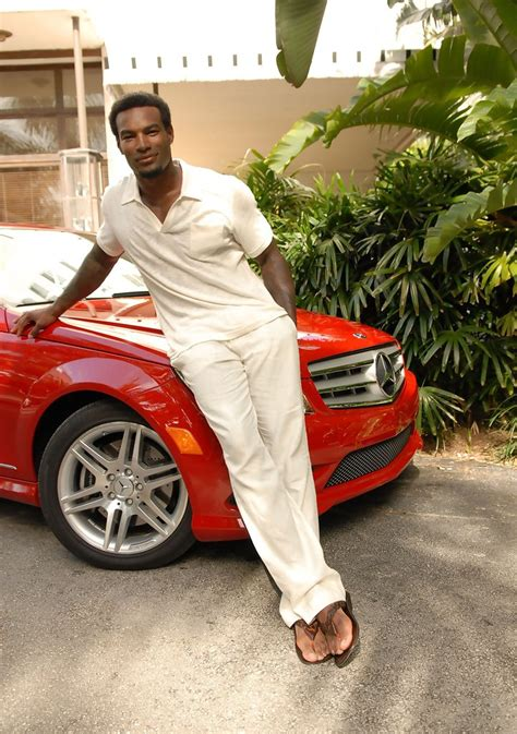 Tyson Beckford At Fashion Week 2008 by Tyson Beckford In Around Mercedes Fashion Week Miami