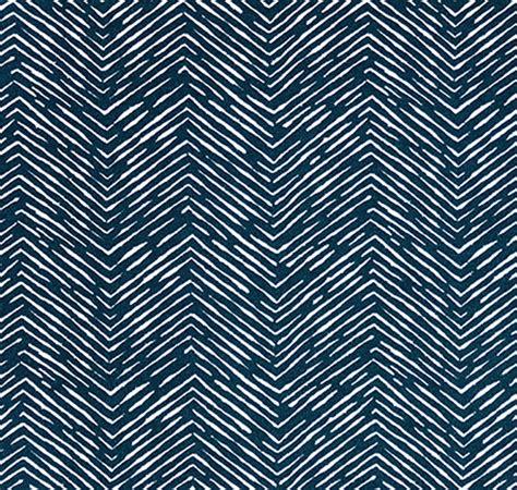 pattern outdoor fabric outdoor navy blue herringbone fabric geometric by