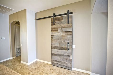 Sliding Barn Doors by Tobacco Barn Grey Sliding Barn Door Porter Barn Wood