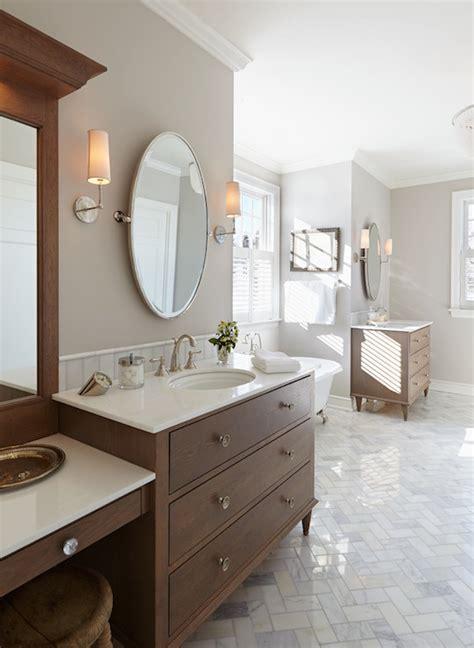 bathroom vanity with dressing table kids bathroom with separate vanities design ideas