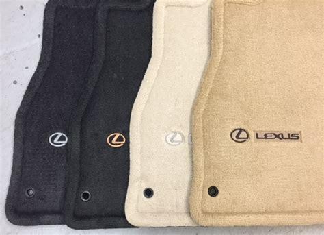 oem lexus floor mats lexus parts world