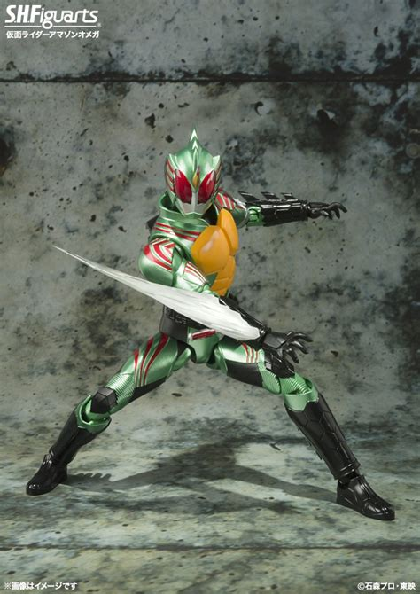Shfiguarts Kamen Rider Amazons Omega official press images of s h figuarts kamen rider amazons omega released 171 pop critica
