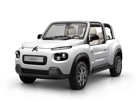 citroen mehari electric electric citroen e mehari becomes more practical with new