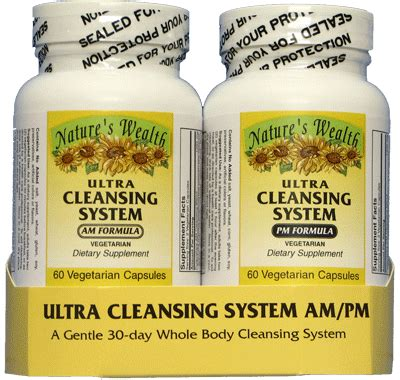 Detox My System by Ultra Cleansing System Cleanse Detox Nature S