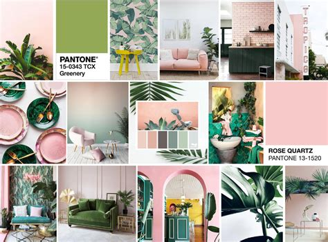 pink and green home decor tropical vibes pink and green colour crush homearama