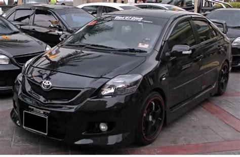 story  car modification  worldwide toyota vios modified