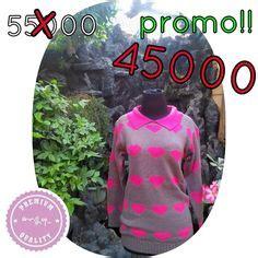 Promo Diskon Batik Top Sovia white collar collars and tops on