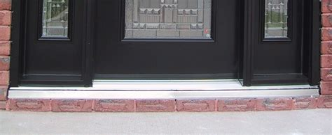 Exterior Door Sill Replacement Front Door Sill House Retrofit 21 How To Replace A Door Sill With Pictures Wikihow Front
