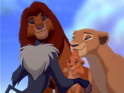 lion king 2 simba simba nala the lion king 2 simba s pride photo
