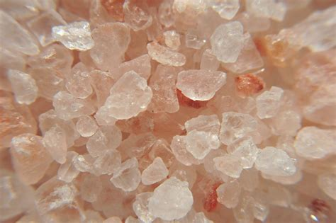 pink rock salt l how to enhance bland dishes the edgy veg