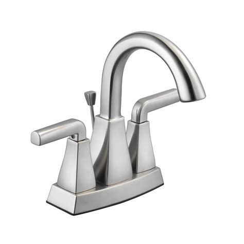 glacier bay lyndhurst bathroom faucet glacier bay lyndhurst 4 in centerset 2 handle bathroom faucet in mediterranean bronze