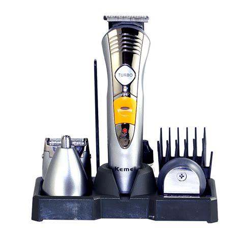 Kemei Km 580a Rechargeable 7 In 1 Profesioanal S Grooming Kit 1 kemei 7 in 1 rechargeable grooming kit price in bangladesh kemei 7 in 1 rechargeable grooming