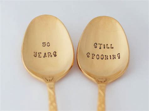 Gold Wedding Anniversary Gift Ideas by Silverware Anniversary Gift Gift Ftempo