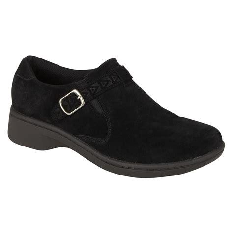 basic editions shoes basic editions s gazella casual comfort shoe black