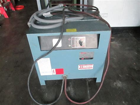 hertner se  vdc forklift battery charger ah  ph
