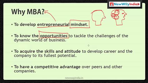 Reasons To Earn An Mba by Mba 101 Why Mba Why Do You Really Need An Mba Best