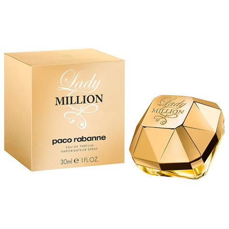 Parfum Paco Rabanne million by paco rabanne