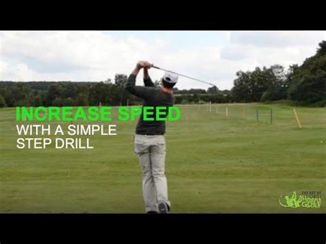 increase golf swing speed drills 184 best images about the art of simple golf on pinterest