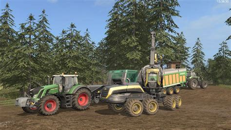 Ls In La by Holzhausen V1 1 Map Farming Simulator 2017 Mod Fs 17 Mod