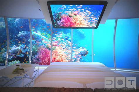 underwater hotel room dubai underwater hotel pursuitist