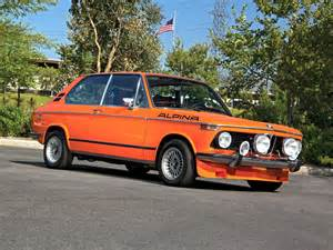 1974 bmw 2002 tii touring by alpina e10 classic