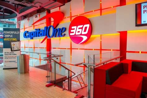 location of capital one bank capital one review the capital one 360 account